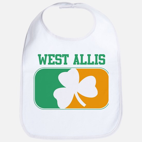 WEST ALLIS irish Bib