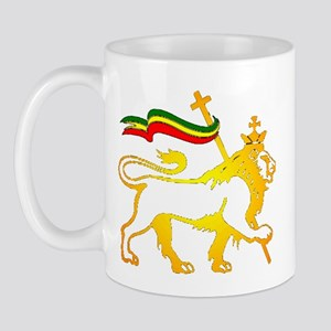 KING OF KINGZ LION Mug
