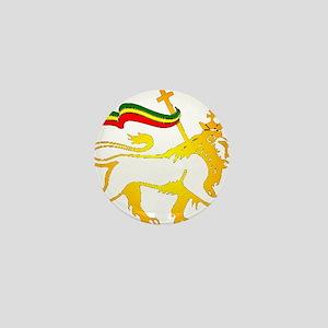 KING OF KINGZ LION Mini Button