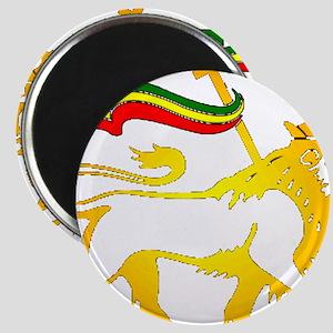 KING OF KINGZ LION Magnet