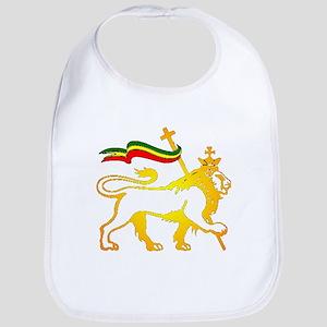 KING OF KINGZ LION Bib