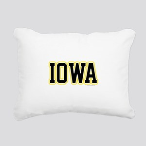 Iowa Rectangular Canvas Pillow