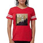 PILLOW-WMOMt-BullyPerry Womens Football Shirt