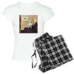 PILLOW-WMOMt-BullyPerry Women's Light Pajamas