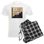 PILLOW-WMOMt-BullyPerry Men's Light Pajamas