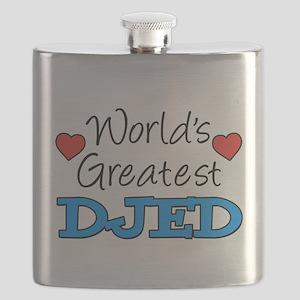 World's Greatest Djed Drinkware Flask