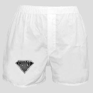 SuperGhost(metal) Boxer Shorts