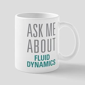 Fluid Dynamics Mugs