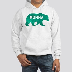 Momma Bear Hooded Sweatshirt