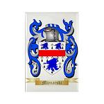 Miynarski Rectangle Magnet (100 pack)