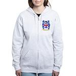 Miynar Women's Zip Hoodie
