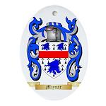 Miynar Oval Ornament