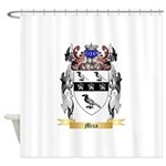 Mixa Shower Curtain
