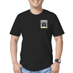 Mitsnovich Men's Fitted T-Shirt (dark)