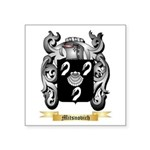 Mitsnovich Square Sticker 3