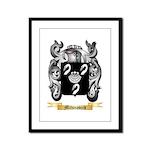 Mitsnovich Framed Panel Print