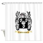 Mitsnovich Shower Curtain