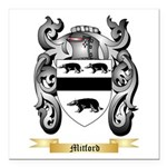 Mitford Square Car Magnet 3