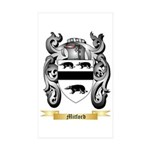 Mitford Sticker (Rectangle 50 pk)