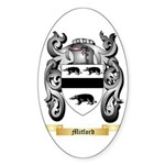 Mitford Sticker (Oval)