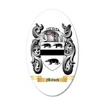 Mitford 20x12 Oval Wall Decal