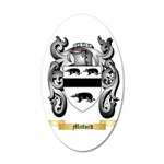 Mitford 35x21 Oval Wall Decal