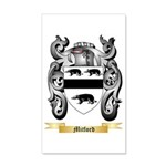 Mitford 35x21 Wall Decal