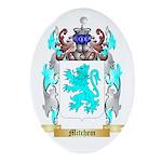 Mitchem Oval Ornament