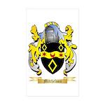 Mitchelson Sticker (Rectangle 10 pk)