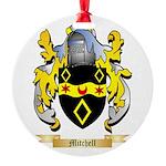 Mitchell Round Ornament