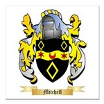 Mitchell Square Car Magnet 3