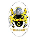 Mitchell Sticker (Oval)