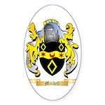 Mitchell Sticker (Oval 10 pk)