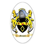 Mitchell Sticker (Oval 50 pk)