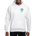 Mitchell English Hooded Sweatshirt