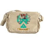 Mitchell English Messenger Bag