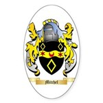 Mitchel Sticker (Oval 50 pk)