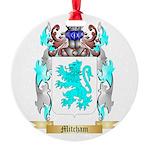 Mitcham Round Ornament