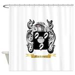 Miszkiewicz Shower Curtain