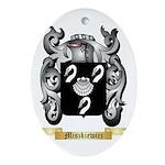 Miszkiewicz Oval Ornament