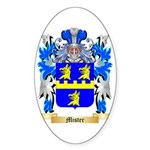 Mister Sticker (Oval 10 pk)