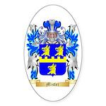 Mister Sticker (Oval 50 pk)