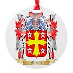Miskill Round Ornament