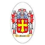 Miskill Sticker (Oval 50 pk)