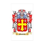 Miskella Sticker (Rectangle 50 pk)