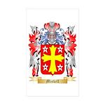 Miskell Sticker (Rectangle 50 pk)
