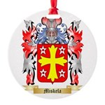 Miskela Round Ornament
