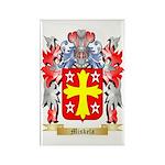 Miskela Rectangle Magnet (100 pack)