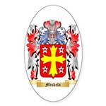 Miskela Sticker (Oval)