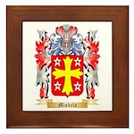 Miskela Framed Tile